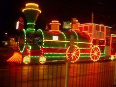 The Train Tram Ride...Blackpool..Uk by PrestonWalesUK, via Flickr