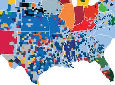Facebooks Data Geeks Map March Madness | Co.Design: business + innovation + design data geek, map march