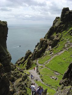 Skellig Michael, Kerry, Ireland