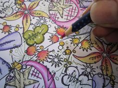 Creating a Masterboard on canvas for use on other projects.  Jo Firth-Young for PaperArtsy