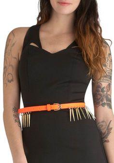 Neon Artist Belt - $35.99