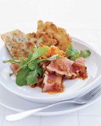 Seared Flank Steak With Shallot-Mustard Sauce Recipes — Dishmaps