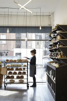 The Quality Chop Shop in London's Farringdon by Fraher Architects