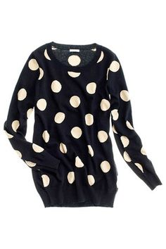 Madewell Polka-dot sweater