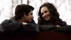 Scott and Allison enjoy their day off from school.  Photo by MTV