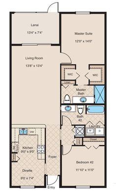 Ashbury Floor Plan