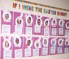 If I Were The Easter Bunny....LOVING this! easter bunnylov, school, easter fun, bulletin boards, bunny crafts, easter bunni, teacher, classroom libraries, writing activities