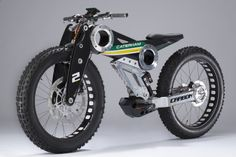 Production of Caterham's three bikes will begin in the spring of 2014, with the Brutus 750...