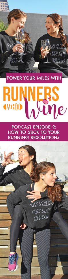 The Runners Who Wine