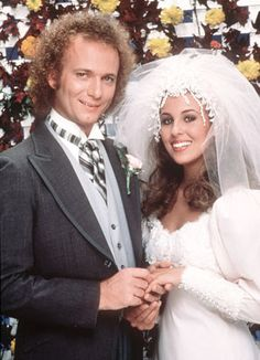 General Hospital in its heyday--Luke and Laura