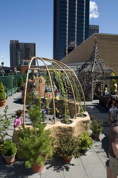 Minnesota Children's Museum Rooftop ArtPark #museum #exhibit