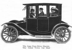 Electric Brougham