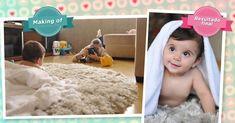 dicas de fotografia de bebês