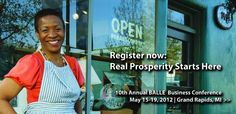 Business Alliance for Local Living Economies (BALLE) website. Excellent!