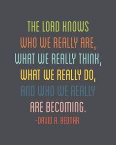 David A Bednar