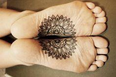 feet tattoos, foot mandala, bodi art, foot tattoo, tattoo design, flower tattoos, flower feet, mandala tattoo, ink