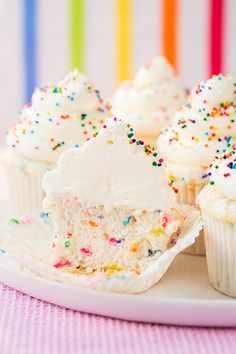 Funfetti Angel Food