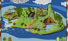Bloomers is a website that teaches children about gardens and nature with imaginative characters.  Children read stories, play games, and can interact with other players. Through the games, children also learn valuable lessons in keeping commitments, learning cooperation and responsibility, and teamwork.