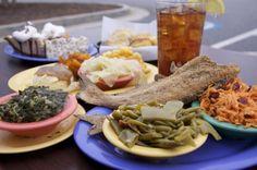 Rachel's Southern Style Restaurant, Watkinsville, Ga.