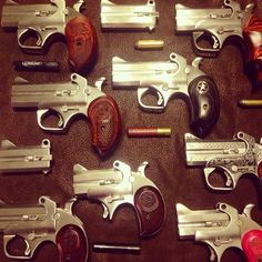Bond Arms derringers