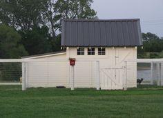 Real nice barn