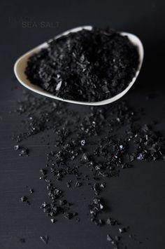 Black sea salt