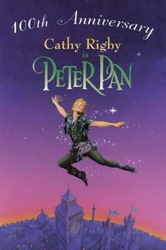 Peter Pan - Cathy Rigby was actually really good