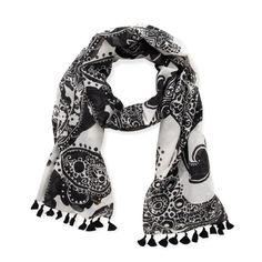 kate spade | paisley grove scarf