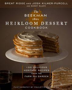 Beekman 1802 Heirloom Desserts Cookbook | Beekman1802.com