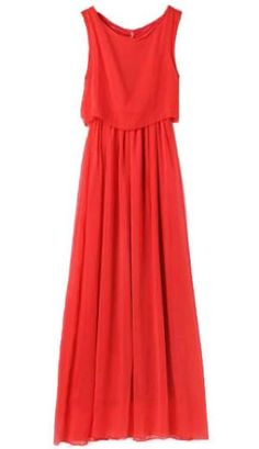 Long dress. Still got time to wear one of these!