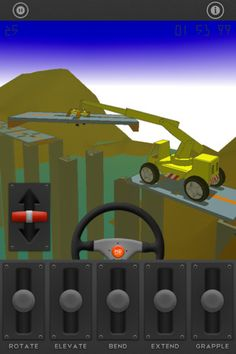 the little crane that could ($0.00) The Little Crane That Could features:  * 6 free levels  * 18 premium levels (1 in-app-purchase unlocks all 18)  * accurate physics  * great sound effects