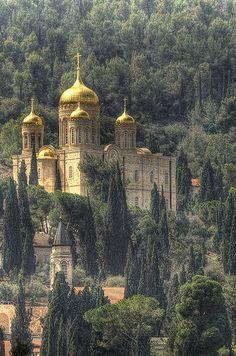 Moscovia Church, Jerusalem