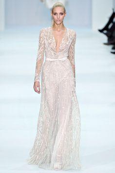 Elie Saab. Spring 12 Couture.