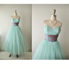 Tiffany stylish prom winter dress
