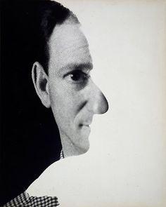 portrait by Erwin Blumenfeld