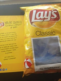Lay's Chips : summer