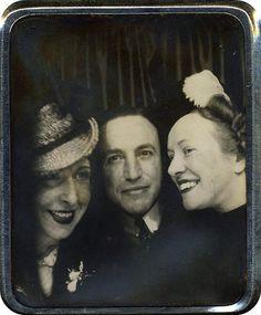 Photomatic photobooth 1940's