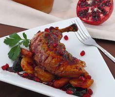 rosh hashanah vegetable recipe