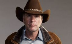Robert Taylor stars as Walt Longmire in A's new series.