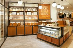 Tokyo Milk Cheese Factory store by Specialnormal, Tokyo » Retail Design Blog