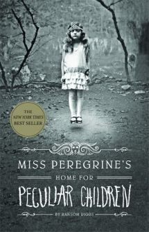 """""""A spine-tingling fantasy illustrated with haunting vintage photography, Miss Peregrine's Home for Peculiar Children will delight adults, teens, and anyone who relishes an adventure in the shadows."""""""