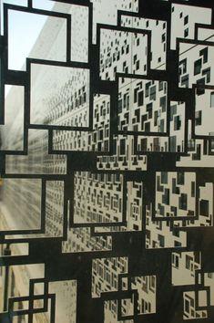 metal screen