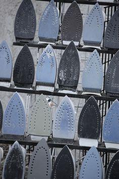 blue irons