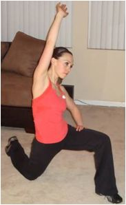 """One Exercise to End """"Lower Belly Pooch"""" every girl should read this!! This stretch will bring your hips back to where they should be, ease forward pressure on your lower back, and dial back the lower belly bulge."""