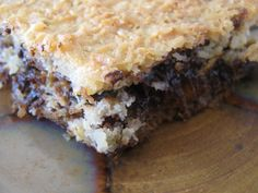 Pumpkin 7 Layer Bars (real food! these sound amazing!)