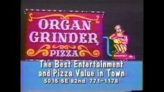 The Organ Grinder Portland Oregon 1990