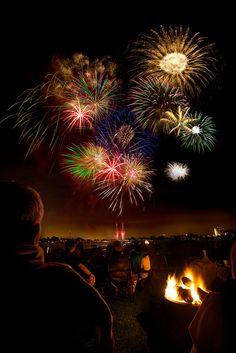 fireworks :) LOVE LOVE LOVE!!!!