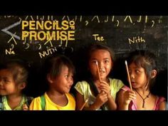 Meet Nuth!  A child helped by Pencils of Promise (and #Esperos!) We love these kiddos! #CarryHope #PencilsofPromise