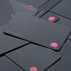 branding: business cards