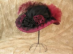 victorian hats for women - Google Search